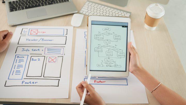 GoLine: come creare il tuo sito gratuitamente